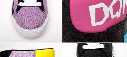 DQM x Nike Blazer Preview