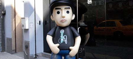 Hiroshi Fujiwara x adFunture Figure