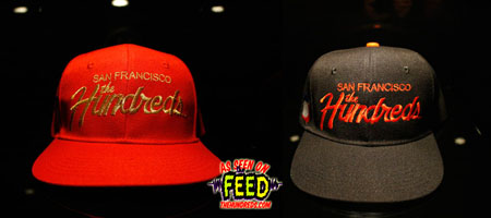 The Hundreds SF Team Hats