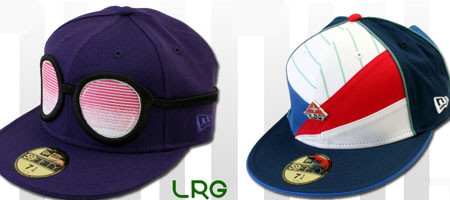 LRG x New Era Spring Releases