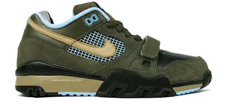 """Nike SB """"Haze Tweed"""" Air Trainer TW II"""