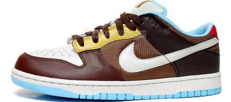 Nike 6.0 Dunk Low - Medium Brown / Light Bone / Light Chocolate