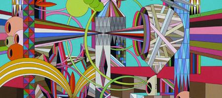 James Marshall (Dalek) @ Irvine contemporary (05.17)