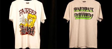 Freshjive Fairfax S/S '08 T-Shirts