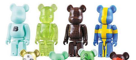Medicom Toy Bearbrick Series 16