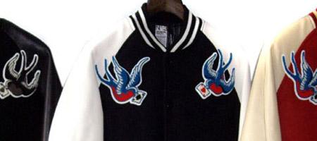 Bedwin Stadium Jumper Jacket
