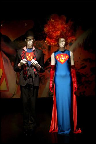 Moschino Superman