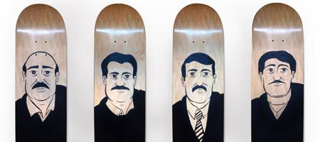 The Mustaches Decks