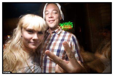 Roxy & Diplo @ Electric Punanny