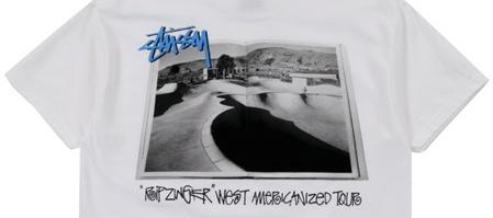 Stussy x Ripzinger West Americanized Tour