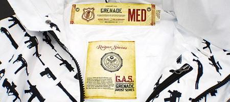 Grenade x Rogue Status Jacket