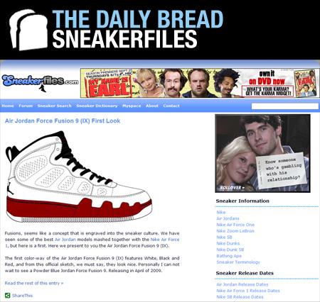 Sneakerfiles