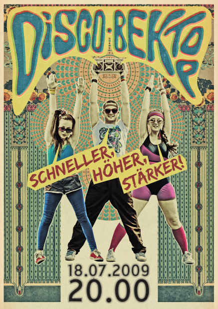 disco-poster