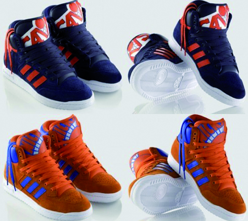 Adidas Centennial Mid Eastern Conference Pack