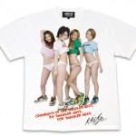 New KIKS TYO x Shanadoo T-Shirts