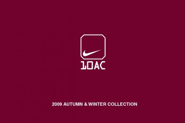 Nike x Caol Uno 10AC Line1