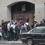 Bape Pirate Pop-Up Opens to Lineups 2