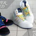 Chapter Express x Adidas Decade Hi W-1