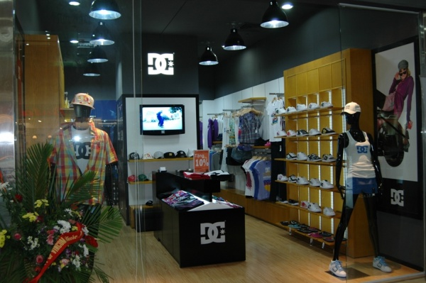 DC Opens Hanoi, Vietnam Concept Store 1