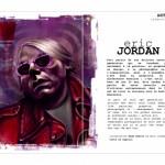 ERIC JORDAN X GHUBAR SEPT09 ISSUE1