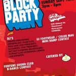 Fourth Annual Livestock Block Party 2