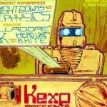 John Malloy Illustrations for KEXP FM