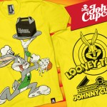 Johnny Cupcakes x Looney Tunes Preview 1