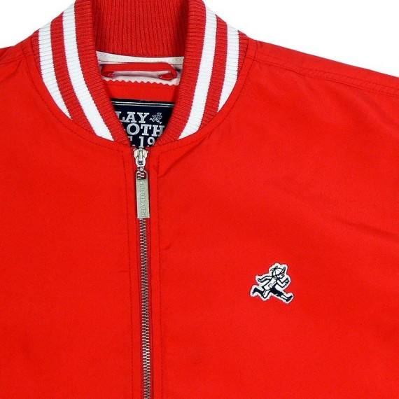 Play Cloths Fall / Winter 2009 Varsity Jacket