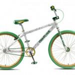 SE Bikes 2010 OM Flyer $100 Bill Wrap