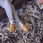 Shoelace Rug By N+A