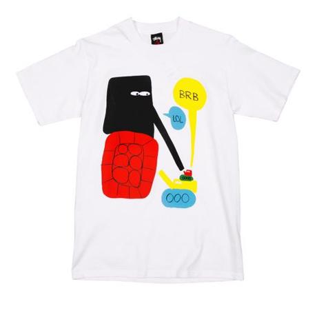 Todd James x Stussy T-Shirt 1