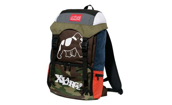 X-Large x Manhatten Portage Backpack