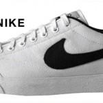 A.P.C. x Nike All Court Black & White 1