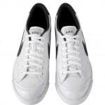 A.P.C. x Nike All Court Black & White 2