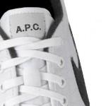 A.P.C. x Nike All Court Black & White 6