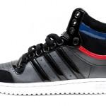 Adidas Originals 30th Annniversary Top Ten Hi Red 3