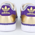 Adidas Originals LA Lakers 'Superstar' 2