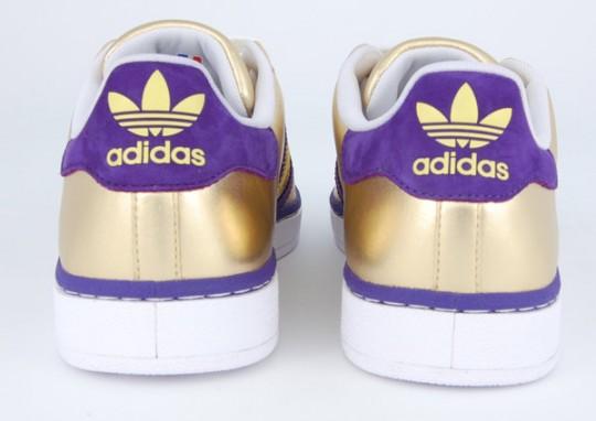 Adidas Originals LA Lakers 'Superstar' 2