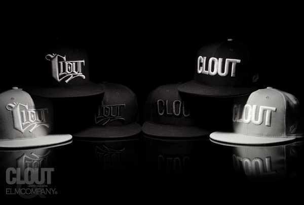 CLOUT x Elm Company Fitted Hats