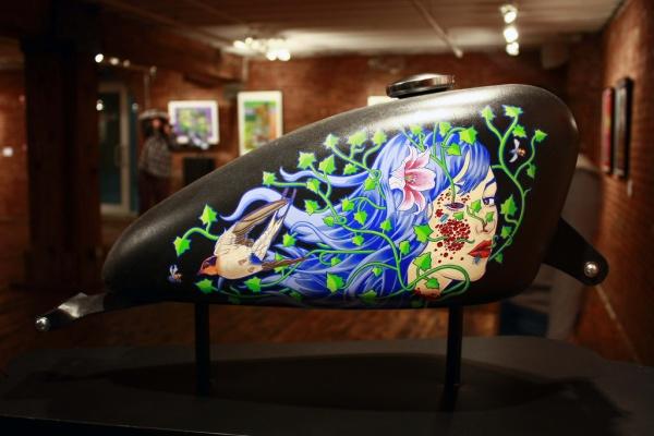 Harley Davidson 'Art of Rebellion' Show 3