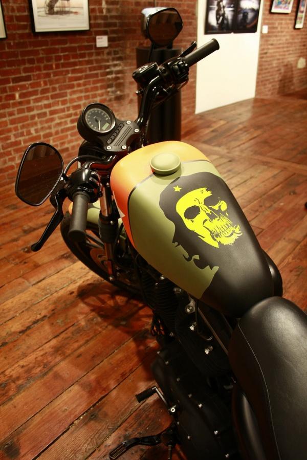 Harley Davidson 'Art of Rebellion' Show 6