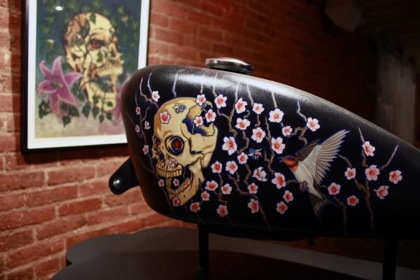 Harley Davidson 'Art of Rebellion' Show 9