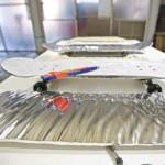 Mekanism Skateboards x Olafur Eliasson 'Your Mercury Ocean' Skateboards-5