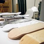 Mekanism Skateboards x Olafur Eliasson 'Your Mercury Ocean' Skateboards-6