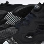 Reebok 'Perfectly Black' Pump Pack 5