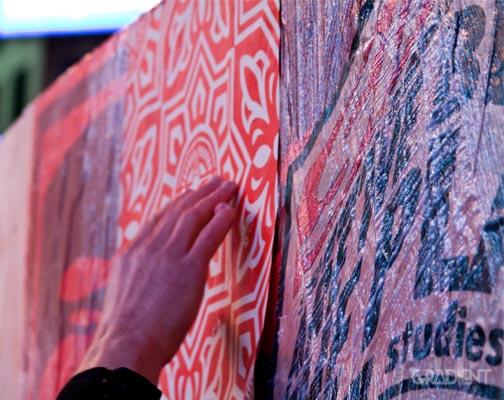 Shepard Fairey x Levi's Times Square Event 6