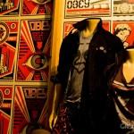 Shepard Fairey x Levi's Times Square Event 9