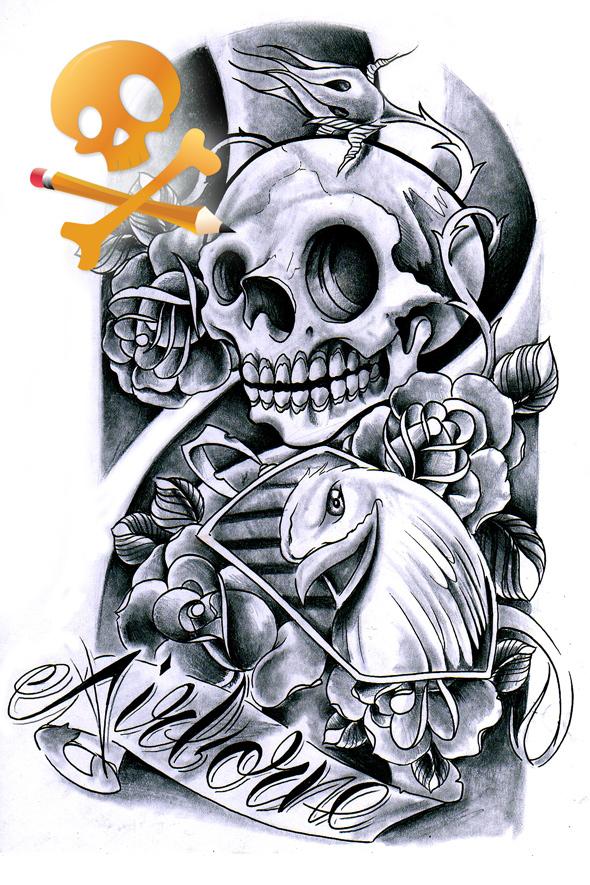 Willem Jansen Tattoo Designs