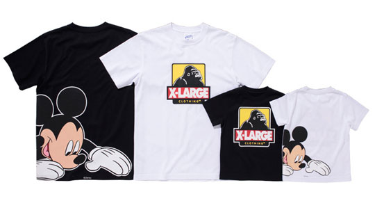XLarge x Disney Fall / Winter 2009 Capsule Collection 2