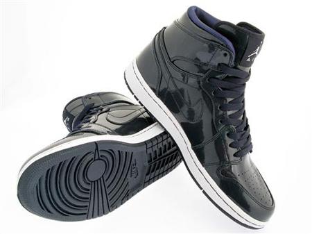 Nike Air Jordan I Retro High In Patent Leather 2